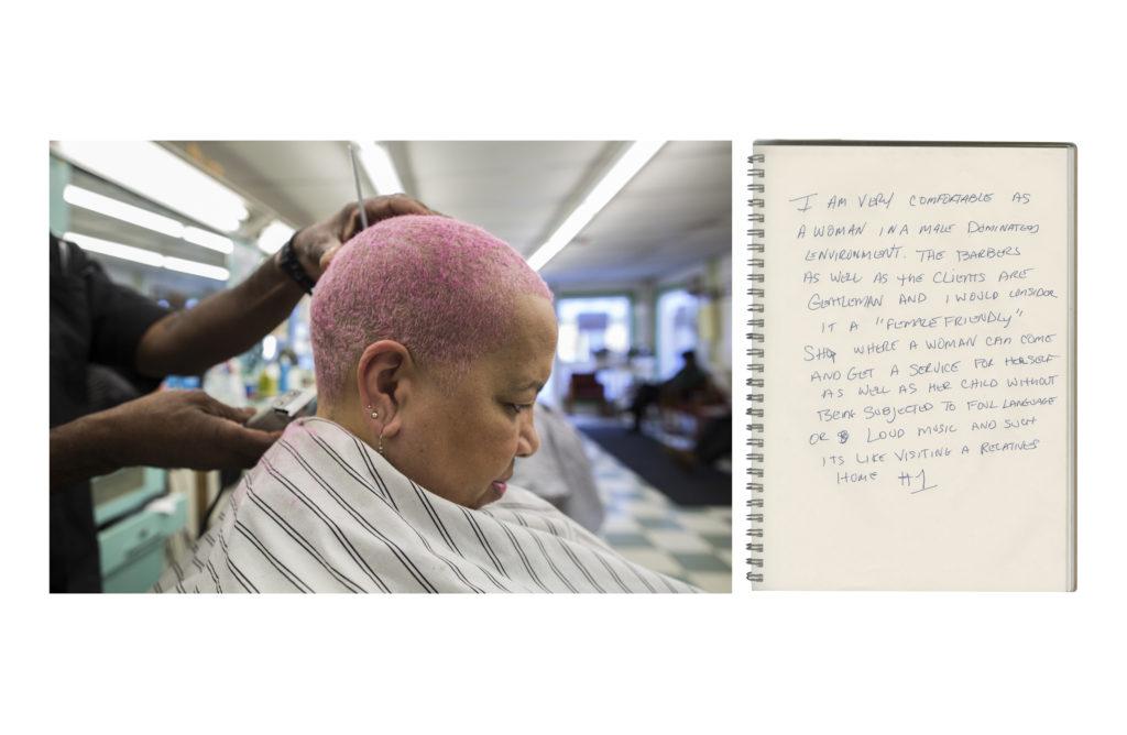 Love and Haircuts by Shuran Huang