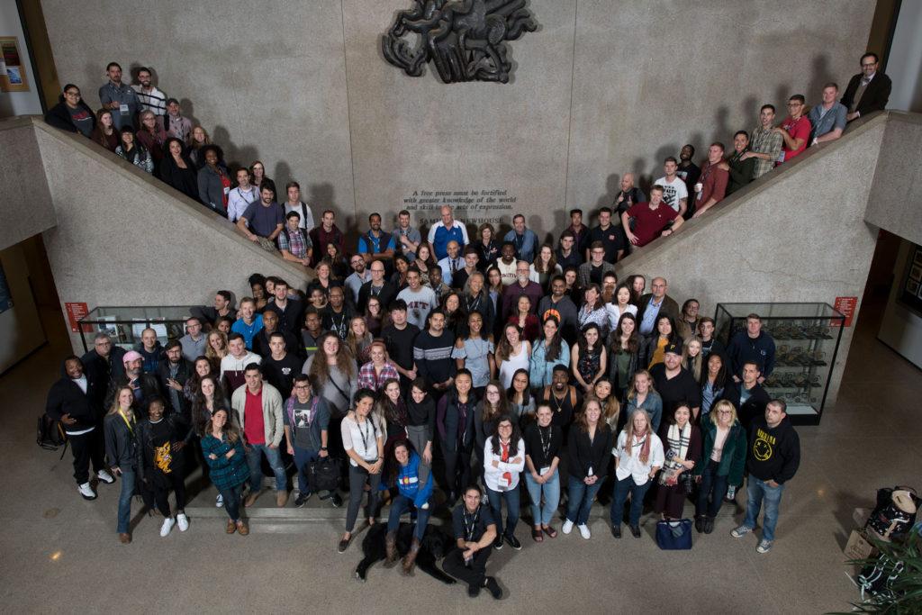 2017 Fall Workshop participants