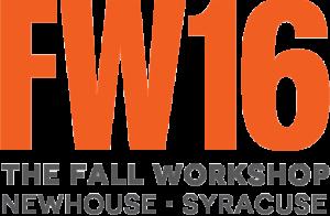 2016 Fall Workshop Logo